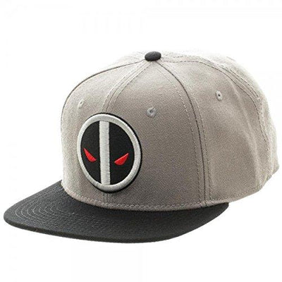 Marvel Comics Grey Deadpool X Force Snapback