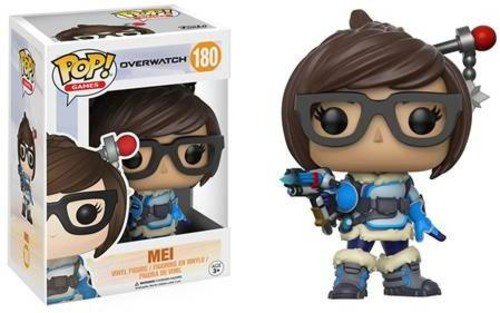 Funko Pop! Games: Overwatch - Mei