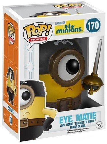 Minions - Eye, Matie