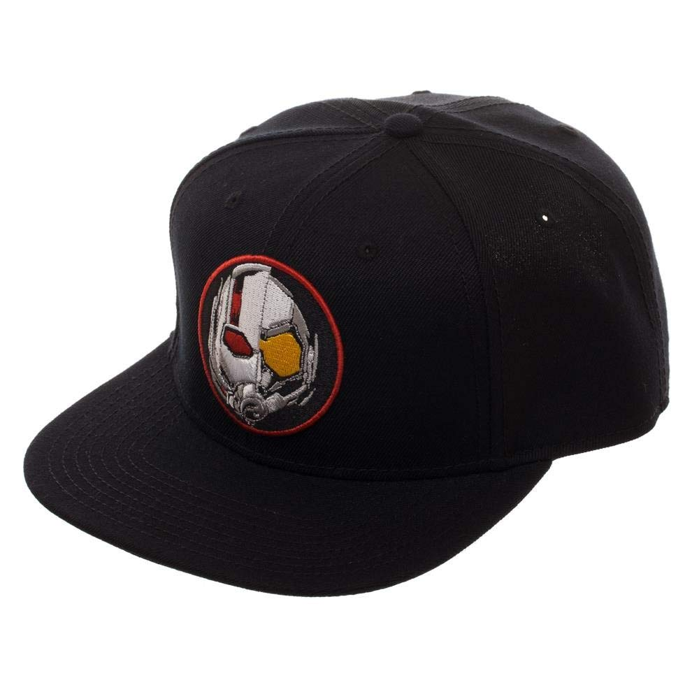 Marvel Ant-Man and The Wasp Half and Half Logo Snapback Hat