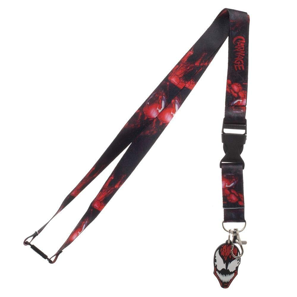 Carnage Breakaway Chain Lanyard with ID Badge Holder
