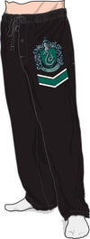 Harry Potter Hogwarts Slytherin Crest Sleep Lounge Pants - Dood Gear