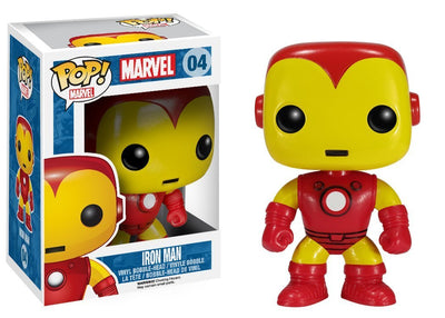 Marvel Universe: Iron Man