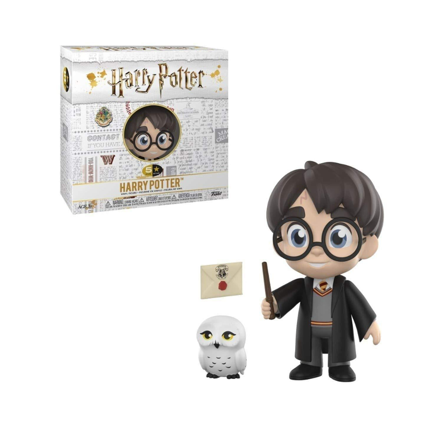 Funko 5 Star Harry Potter Collectible Figure, Multicolor