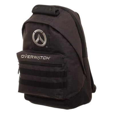 Overwatch Logo Charcoal Backpack