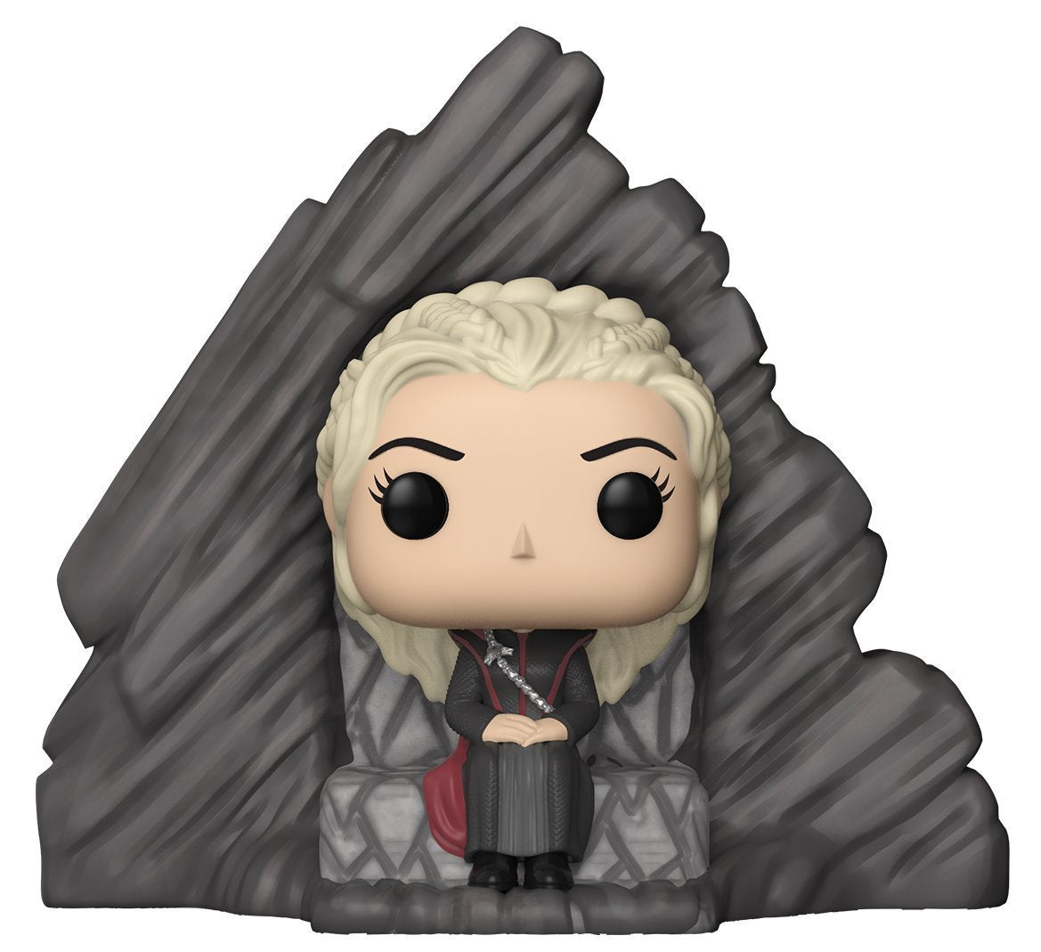 Game of Thrones - Daenerys on Dragonstone Throne