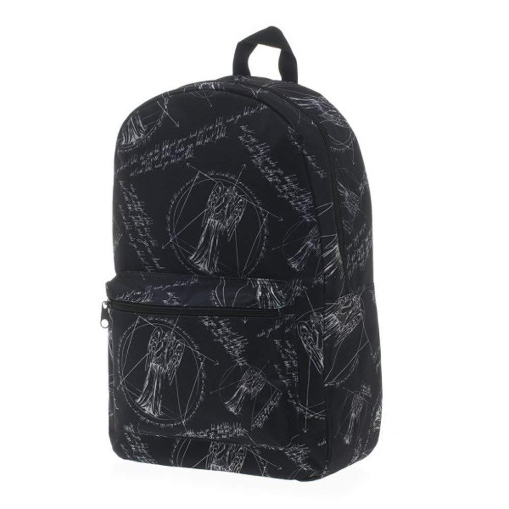 Backpack - Dr. Who - Weeping Angels Sublimated
