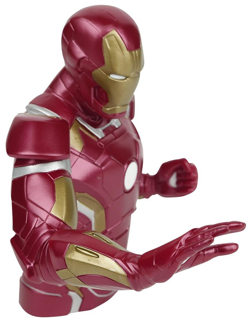 Monogram - Tirelire Marvel Avengers 2 - Iron Man 20cm - 0077764683084