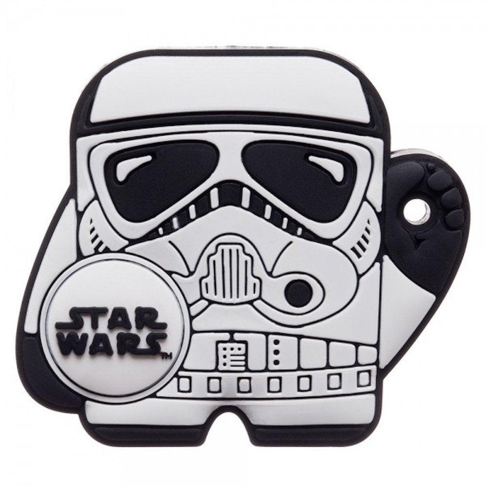 Foundmi Star Wars New 52 Stormtrooper App Enabled Bluetooth Tracking Tag