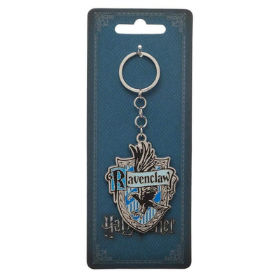 Harry Potter House Metal Keychain