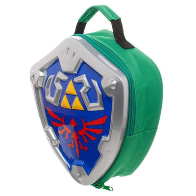 Legend of Zelda - Skyward Sword Hylian Shield Molded Lunch Box
