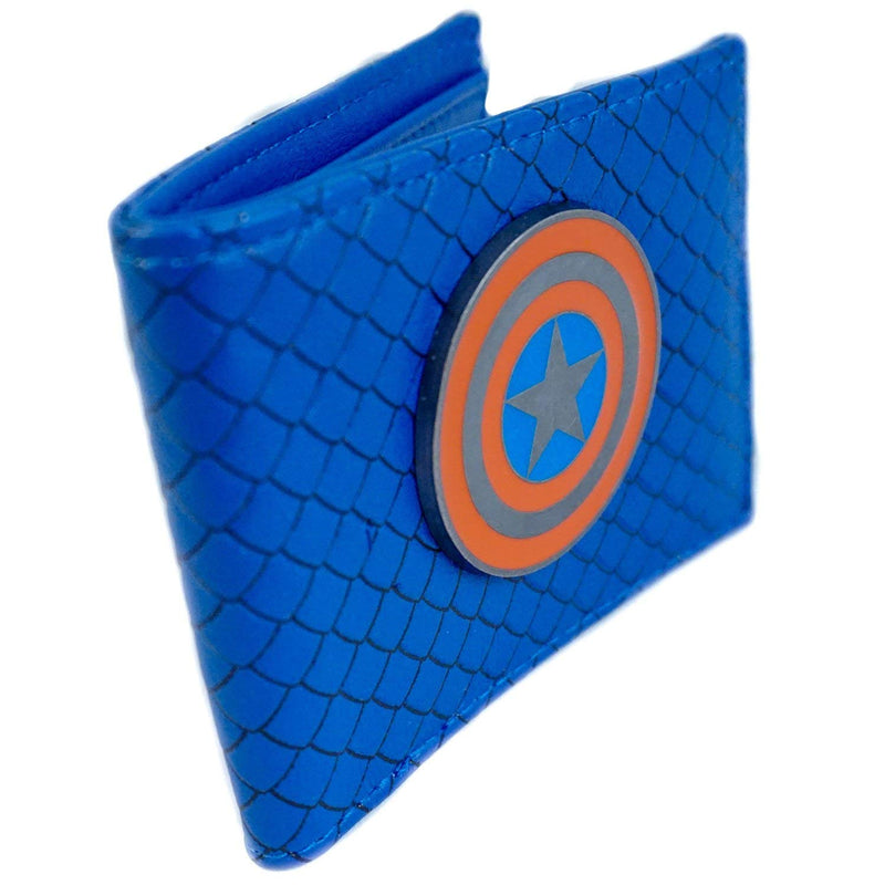 Marvel - Captain America Suit Up Shield Bifold Wallet