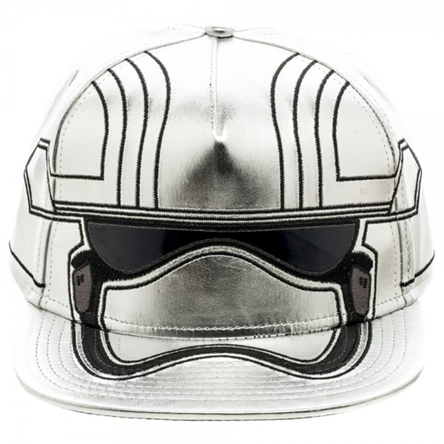 Star Wars Episode VII The Force Awakens Captain Phasma Big Face Snapback