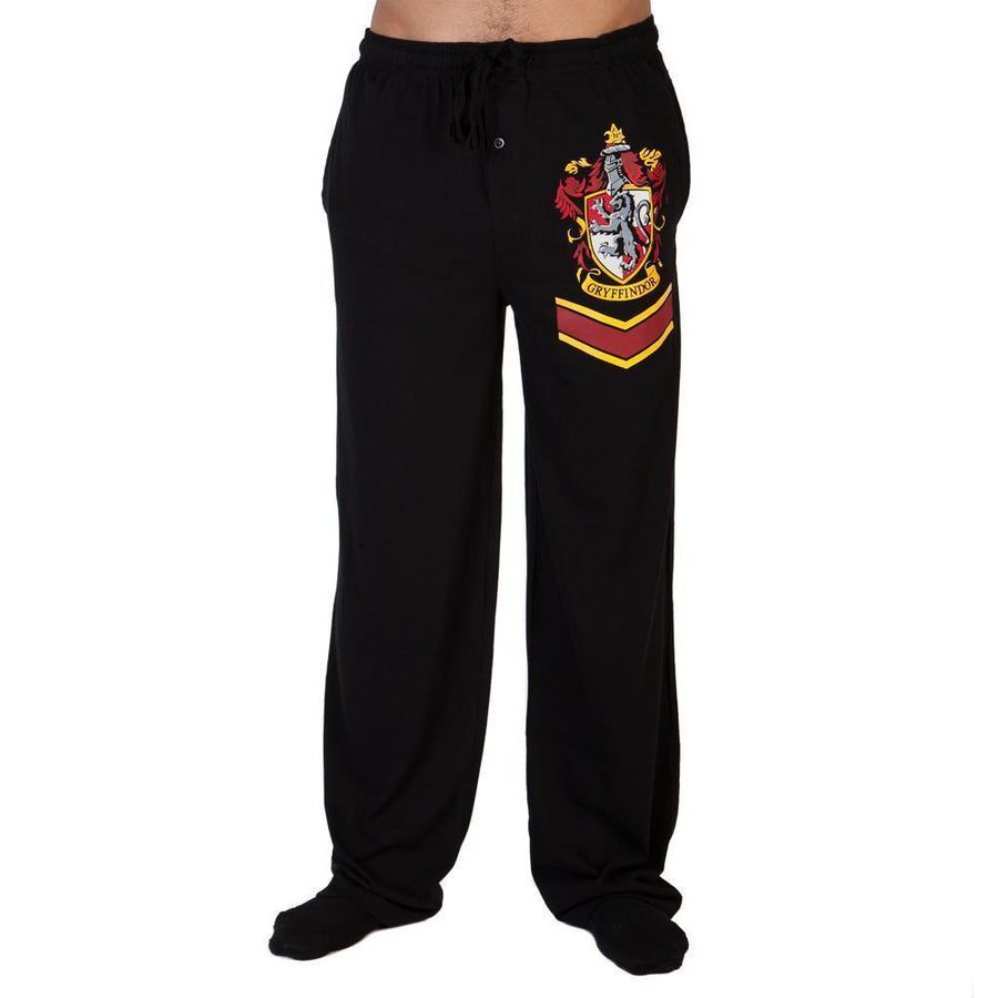 Harry Potter Hogwarts Gryffindor Sleep Lounge Pants