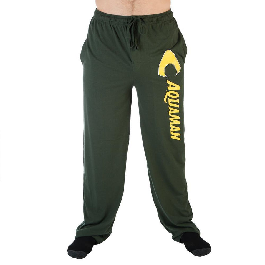 DC Comics Justice League Aquaman Sleep Pants - Dood Gear
