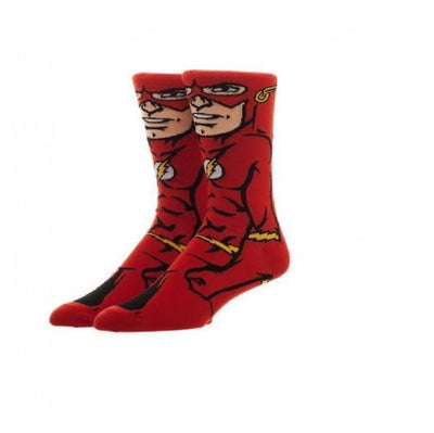 DC Comics Flash 360 Crew Socks - Dood Gear