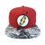 DC COMICS - Red Flash Snapback with Sublimated Bill