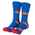 Super Mario World Flying Mario Men's Crew Socks **NEW**