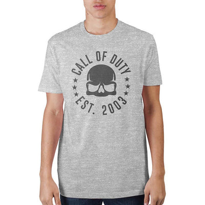Call Of Duty Established T-Shirt - Dood Gear