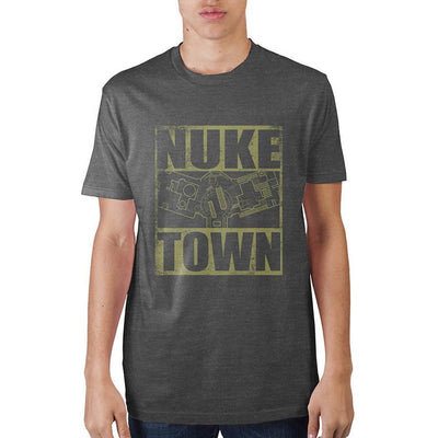 Call Of Duty Franchise Nuke T-Shirt - Dood Gear
