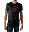 Justice League Superman Logo T-Shirt - Dood Gear