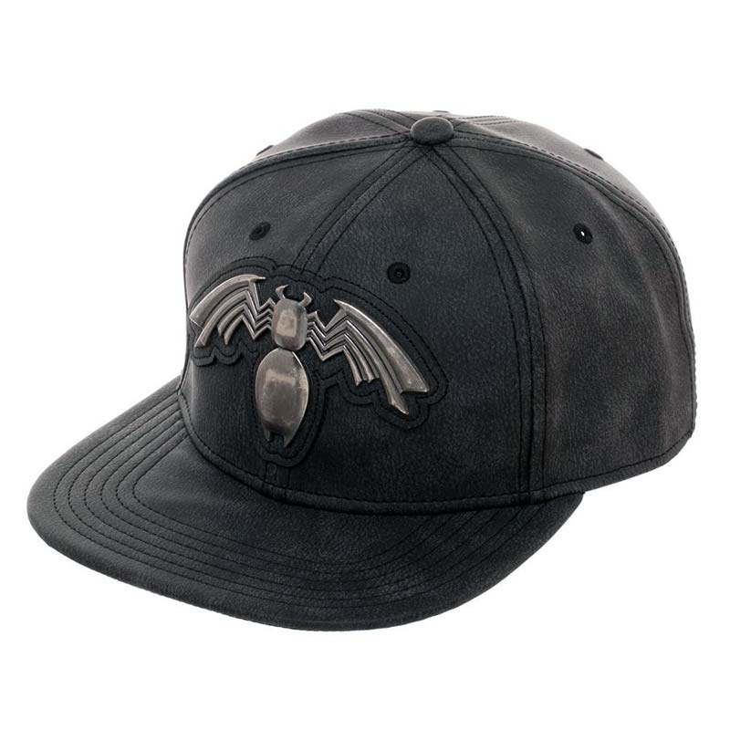 Marvel - Venom Faux Leather Distressed Snapback