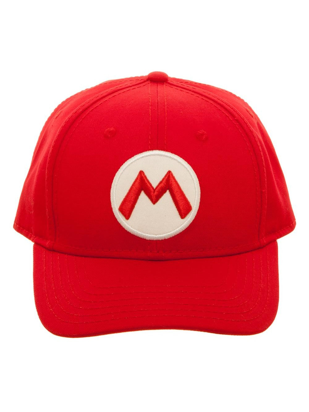 "Nintendo - Mario ""M"" Red Youth Snapback"