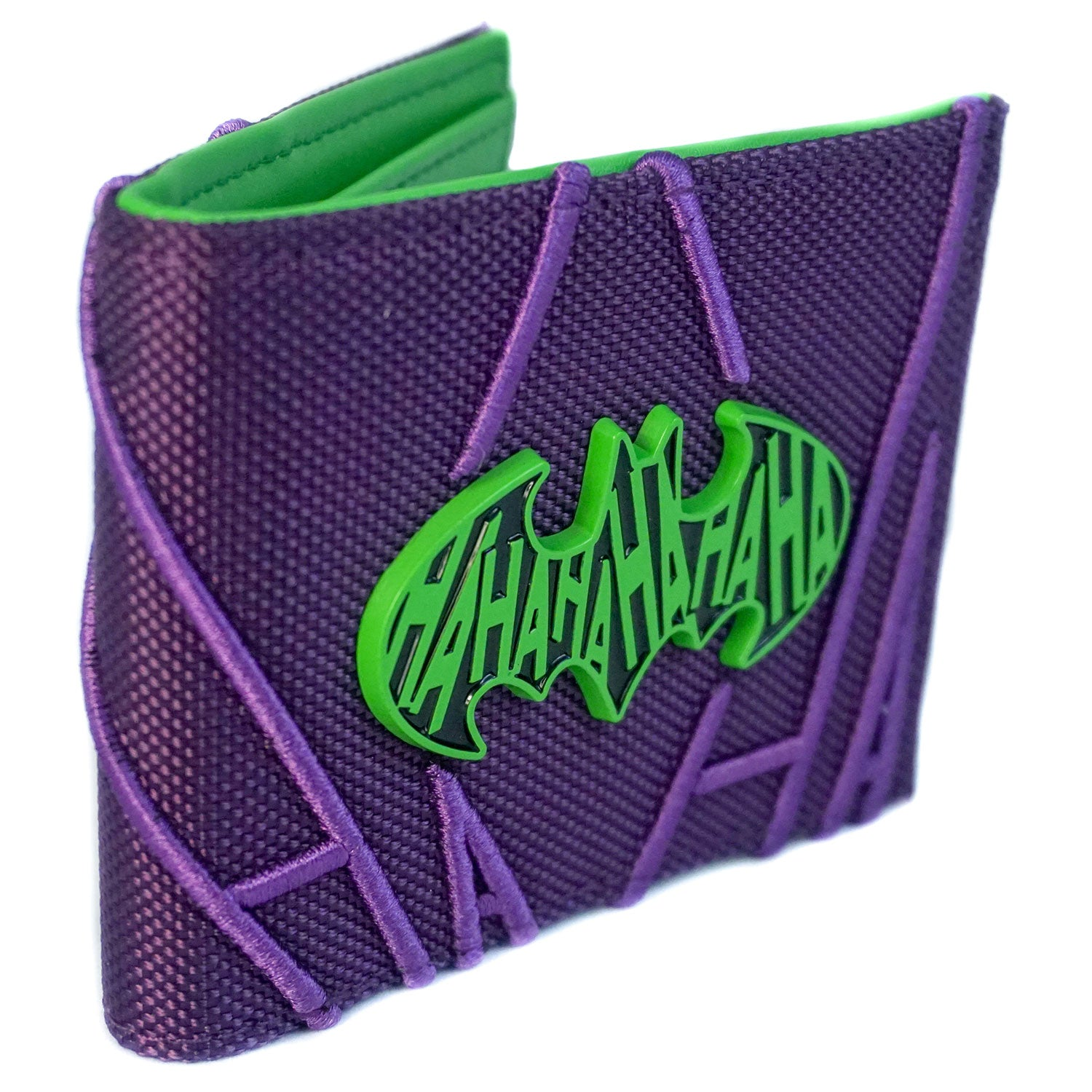 Batman Joker Bi-Fold Wallet