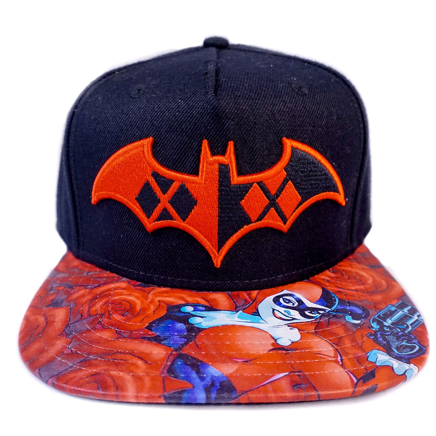 DC Comics - Batman Harley Quinn Sublimated Bill Snapback