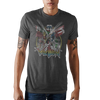 Voltron Charcoal T-Shirt - Dood Gear