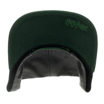Harry Potter Slytherin Snapback Hat Size ONE Size