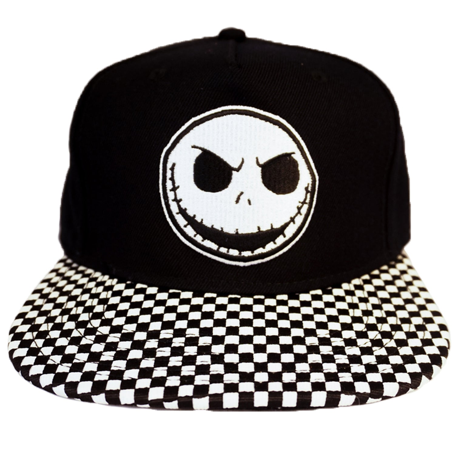 Nightmare Before Christmas - Jack Skellington Snapback Hat