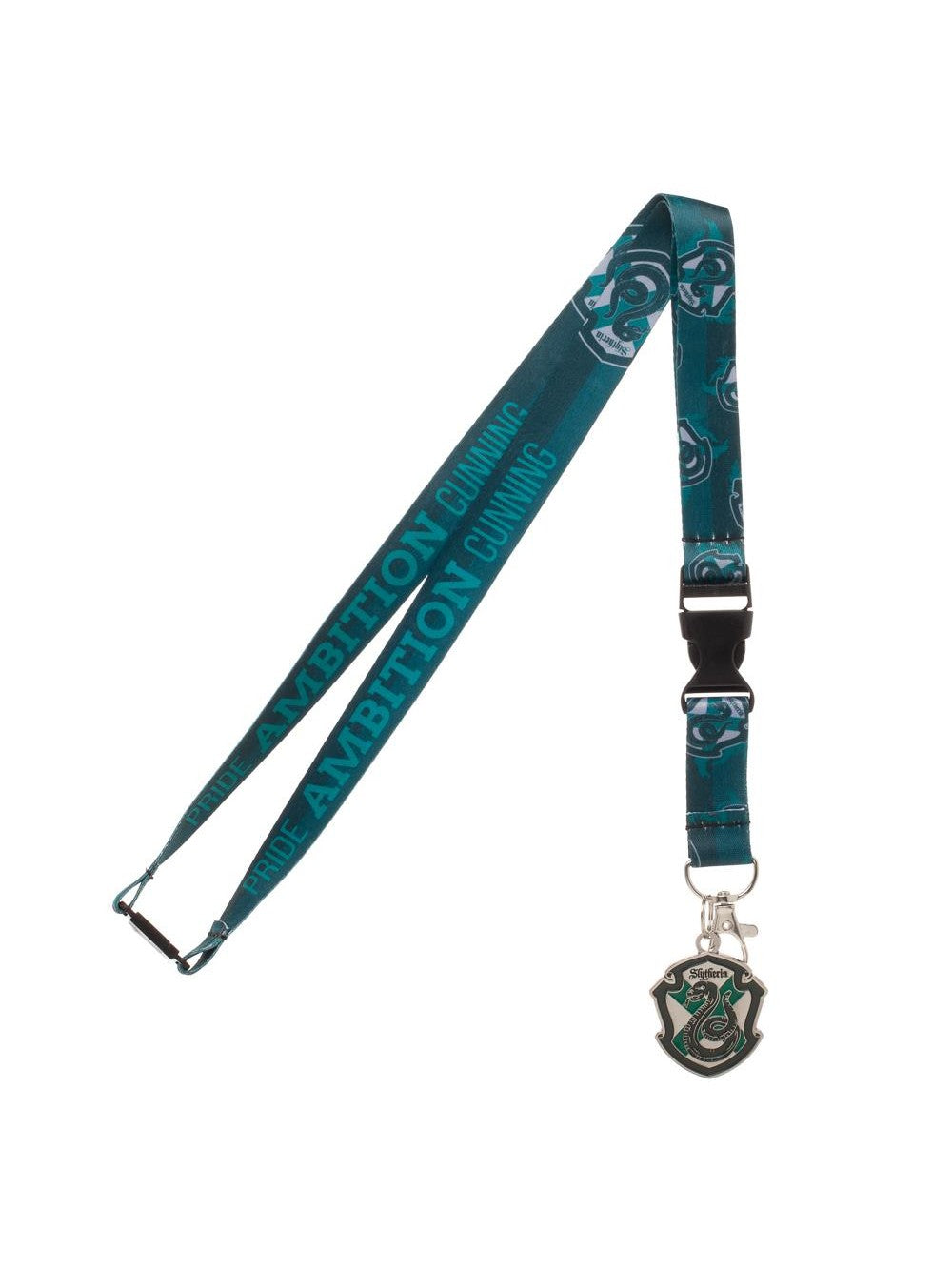 Harry Potter - Hogwarts Slytherin House Lanyard