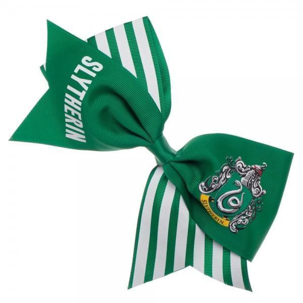 Harry Potter Slytherin Cheer Bow - Dood Gear