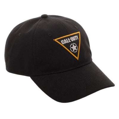 Call of Duty: WWII Woven Patch Dad Hat - Dood Gear