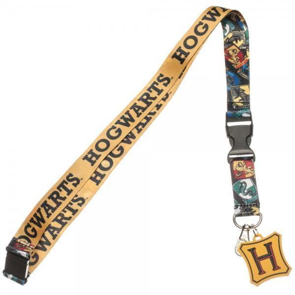 Harry Potter Hogwarts Lanyard - Dood Gear