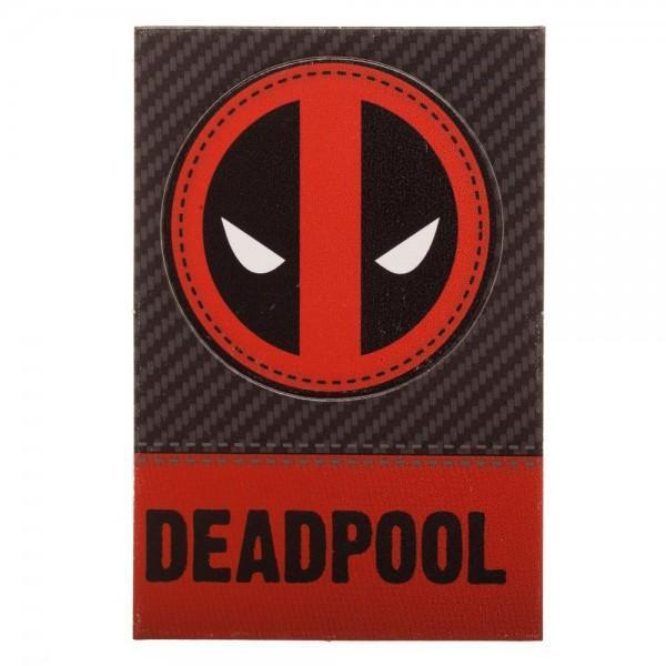 Marvel Deadpool Suit Up Lanyard - Dood Gear