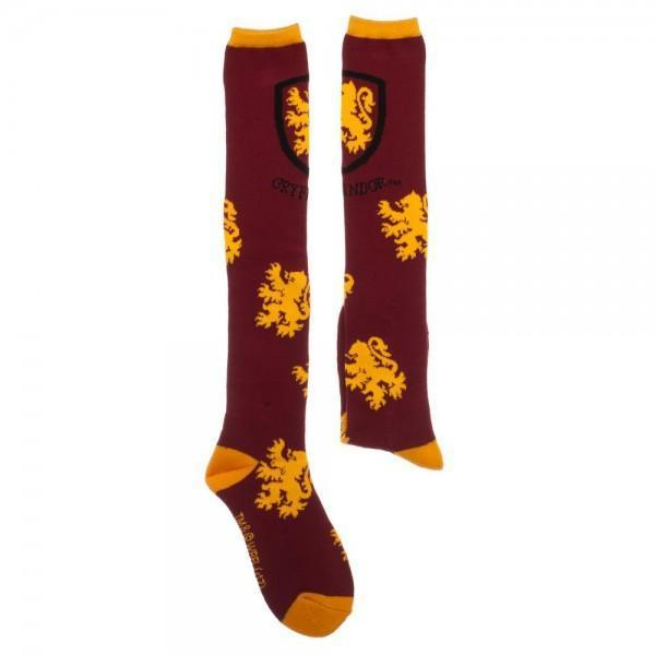 Harry Potter Gryffindor Knee High Socks - Dood Gear