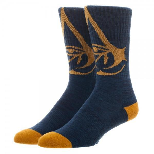 Assassins Creed Origins Crew Socks - Dood Gear