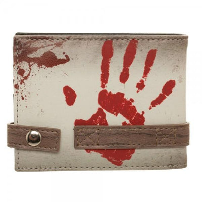 The Walking Dead Don't Open Bi-Fold Wallet - Dood Gear
