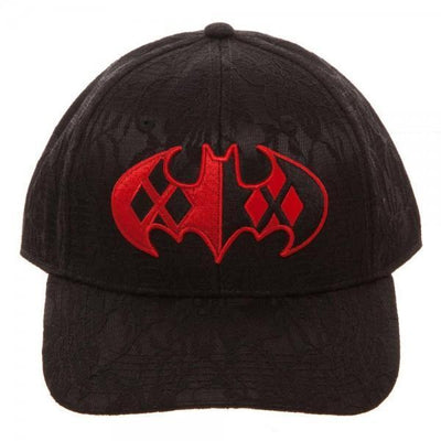 Harley Quinn Lace Dad Hat - Dood Gear
