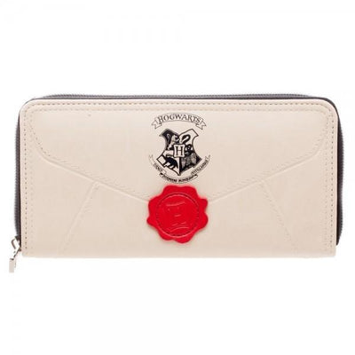 Harry Potter Letter Zip Around Wallet - Dood Gear