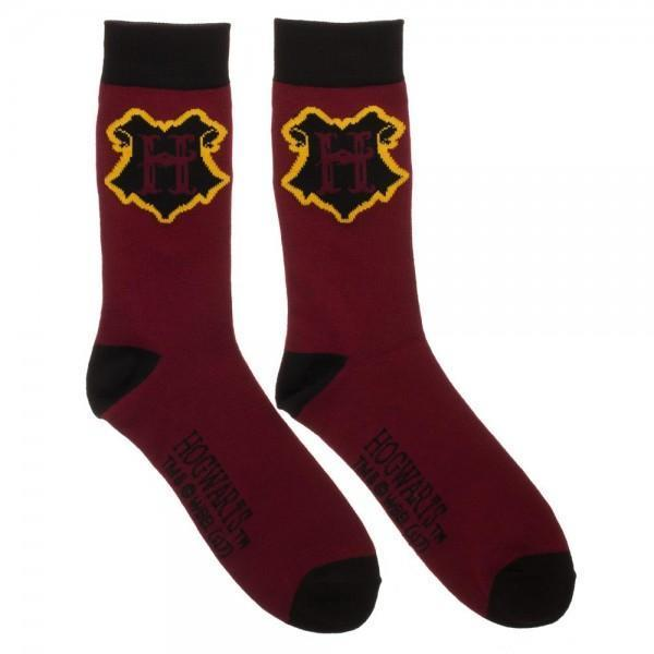 Harry Potter 2 Pack Crew Sock - Dood Gear