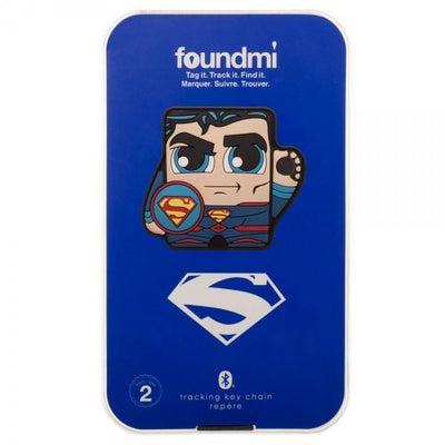 DC Superman Foundmi 2.0 - Dood Gear
