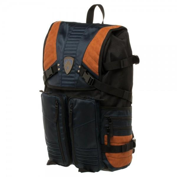 Guardians of the Galaxy Rocket Backpack - Dood Gear