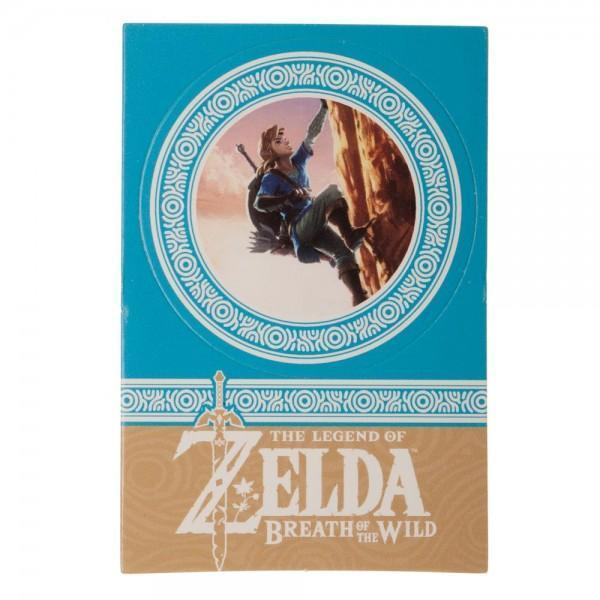 Zelda Breath of the Wild Lanyard - Dood Gear