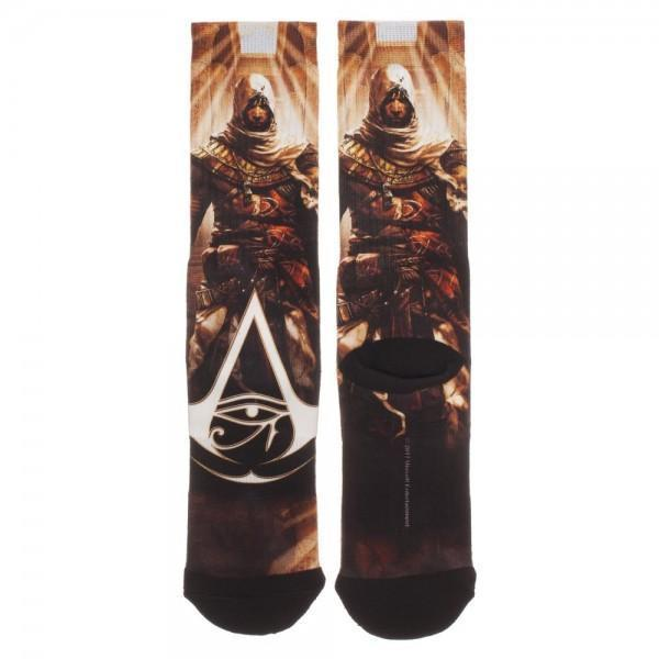 Assassin's Creed Origins Sublimated Socks - Dood Gear
