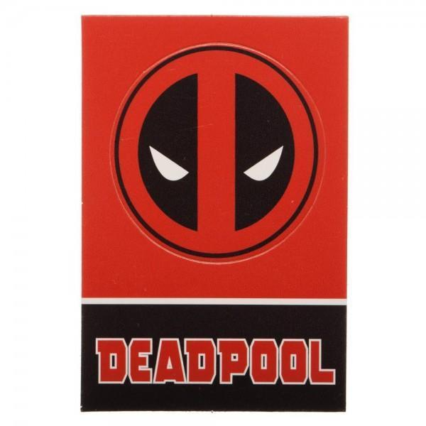 Marvel Comic Deadpool Character Logo Lanyard - Dood Gear