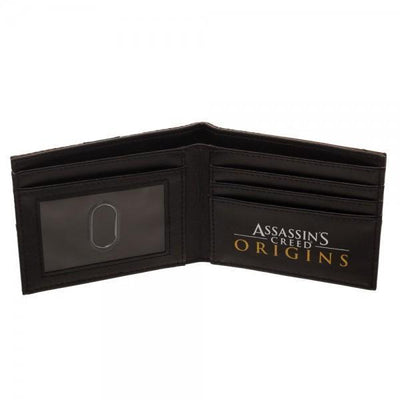 ACO Assassin's Creed Origin Bi-Fold Wallet - Dood Gear