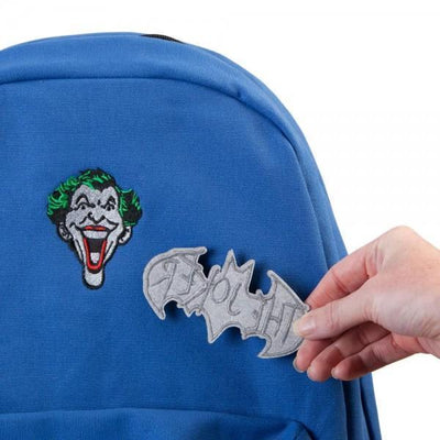 DC Comics Joker DIY Patch It Backpack - Dood Gear